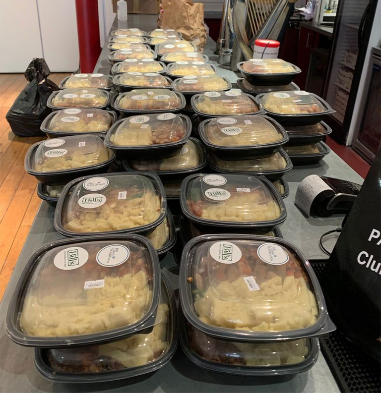 Food Bank Ready Meals
